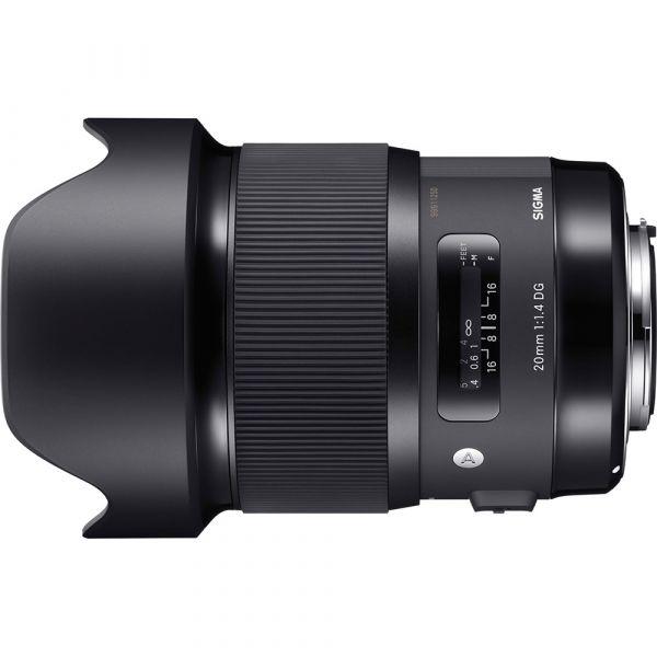 Sigma AF 20mm f/1,4 DG HSM Art