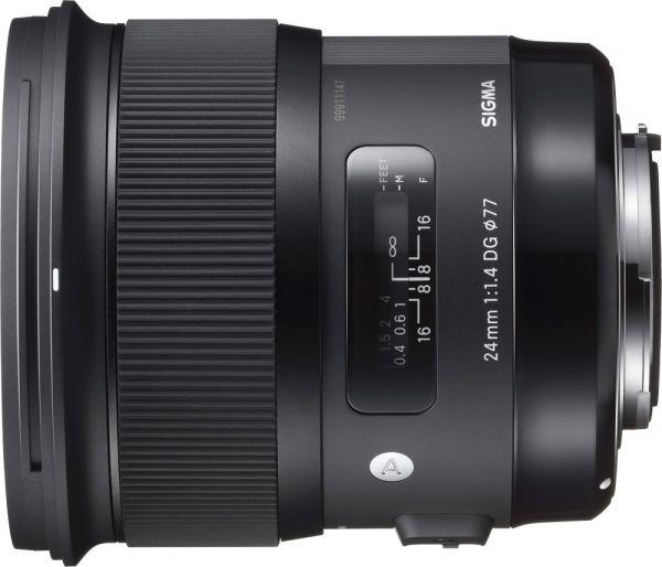 Sigma AF 24mm f/1,4 DG HSM Art