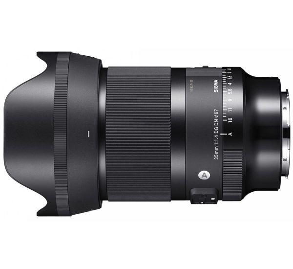 Sigma AF 35mm f/1,4 DG DN Art
