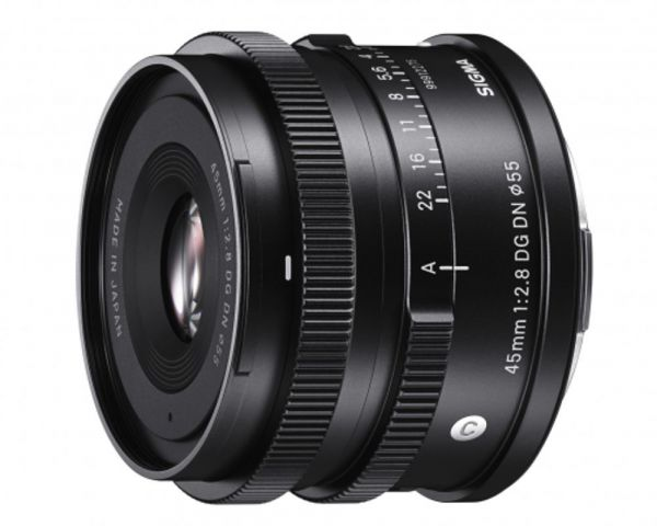 Sigma AF 45mm f/2.8 DG DN C