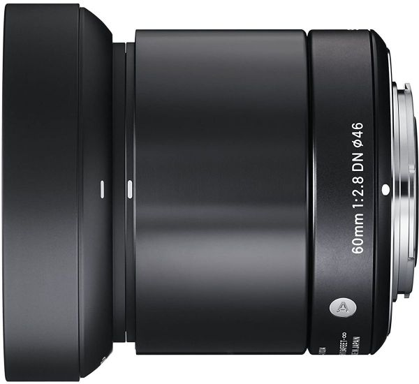 Sigma AF 60mm f/2,8 DN Art