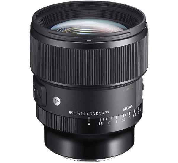 Sigma AF 85mm f/1,4 DG DN Art