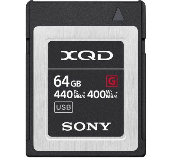 Sony 64 GB XQD G QD-G64E