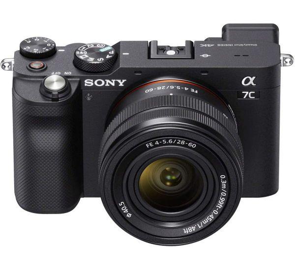Sony Alpha a7C kit (28-60mm)