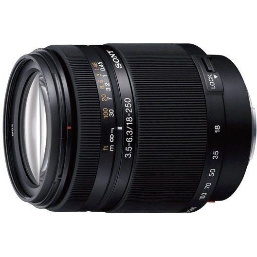 Sony SAL18250 DT 18-250mm f/3,5-6,3