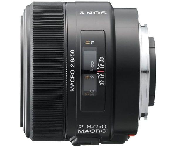Sony SAL50M28 50mm f/2,8 Macro