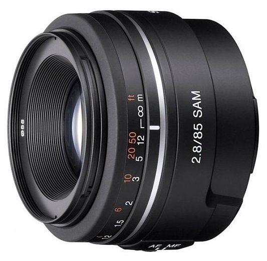 Sony SAL85F28 85mm f/2,8