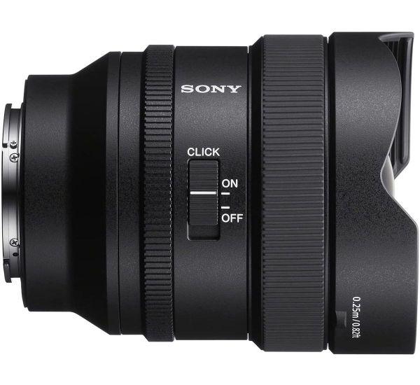 Sony SEL14F18GM 14mm f/1,8GM FE
