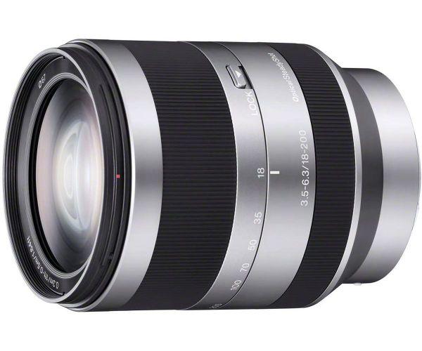 Sony SEL18200 18-200mm f/3,5-6,3