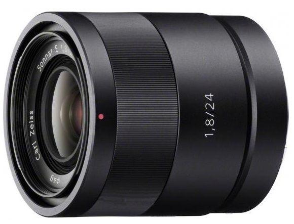 Sony SEL24f/18Z 24mm f/1,8