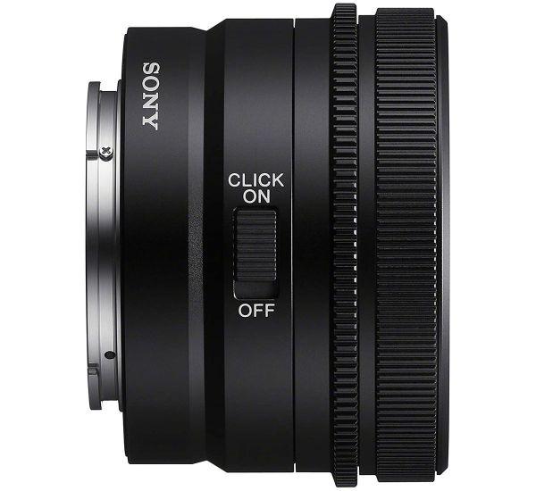 Sony SEL50F25G 50mm f/2,5 G FE