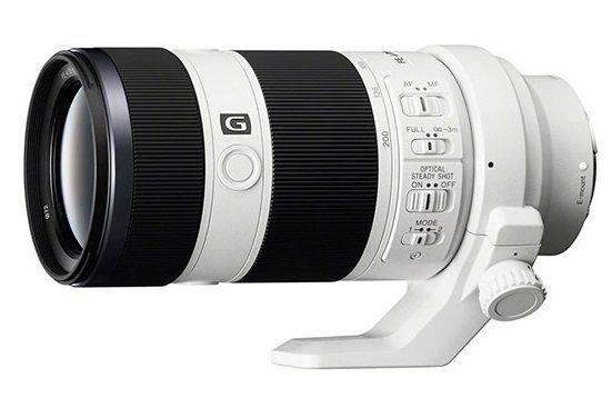 Sony SEL70200G 70-200mm f/4,0 G OSS FE