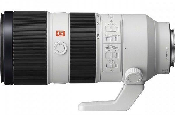 Sony SEL70200GM 70-200mm f/2,8 GM OSS FE