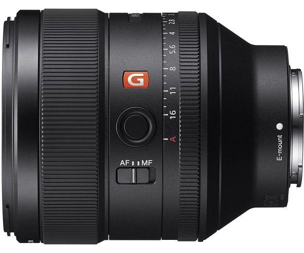 Sony SEL85F14GM 85mm f/1,4 GM FE