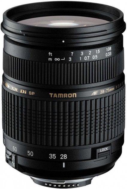 Tamron SP AF 28-75mm f/2,8 XR Di LD Aspherical (IF)