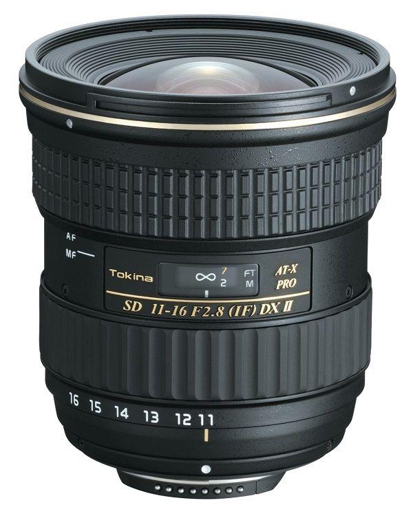 Tokina AT-X 116 PRO DX II AF 11-16mm f/2,8