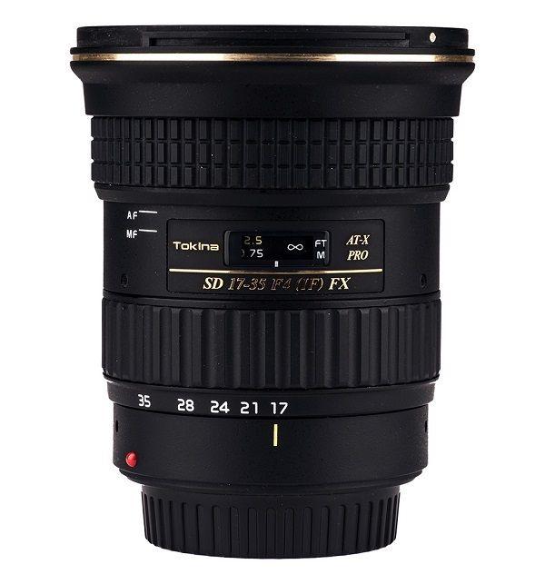 Tokina AT-X Pro 17-35mm f/4