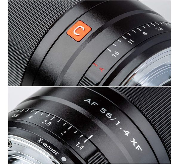 Viltrox AF 56mm f/1,4 STM
